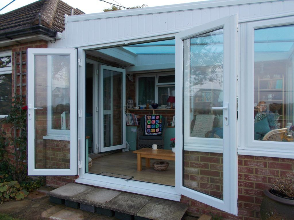Diy lean to conservatories conservatory land for Garden room lean to