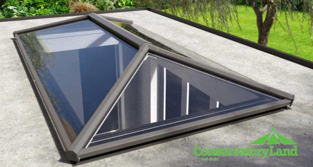 Lantern Roofs Conservatory Land