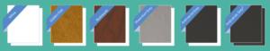 Lantern roof colours
