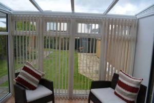 DIY small lean-to conservatory interior - Mr Robinson