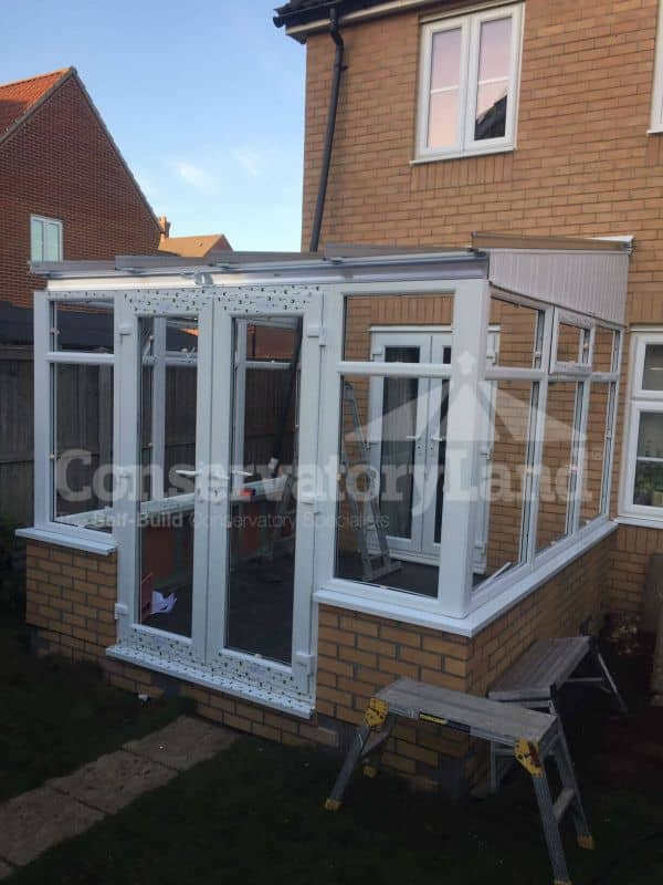 DIY conservatory windows and doors - Mr Samaraweera