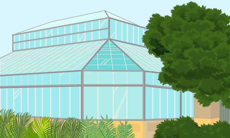 oxford botanic
