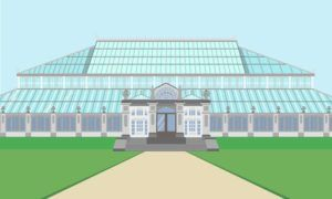 temperate house conservatory