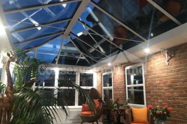 Mr Jobling DIY Orangery - interior