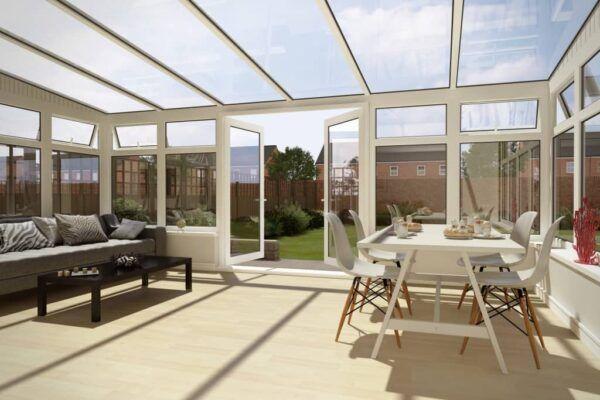 laminate flooring conservatory