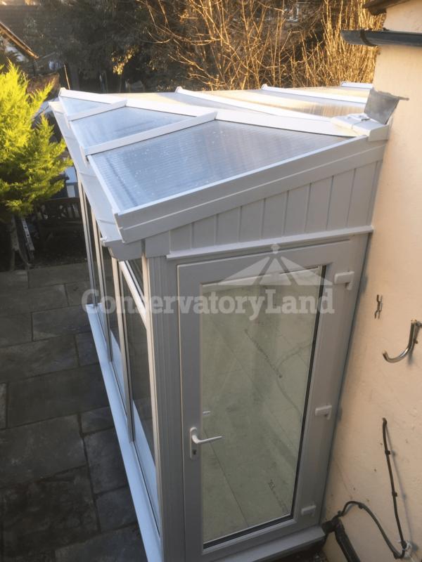 lean to conservatory door