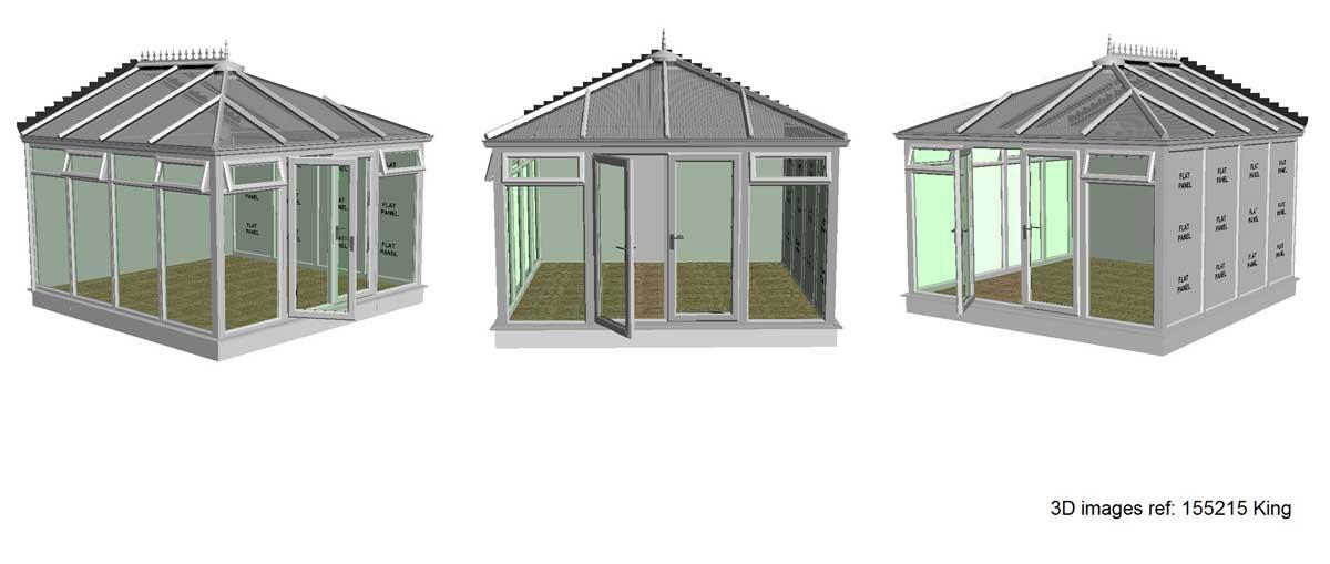 conservatory CAD
